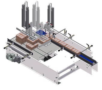 Автоматизация и удобство с новым подающим конвейером SMIPACK GHZ
