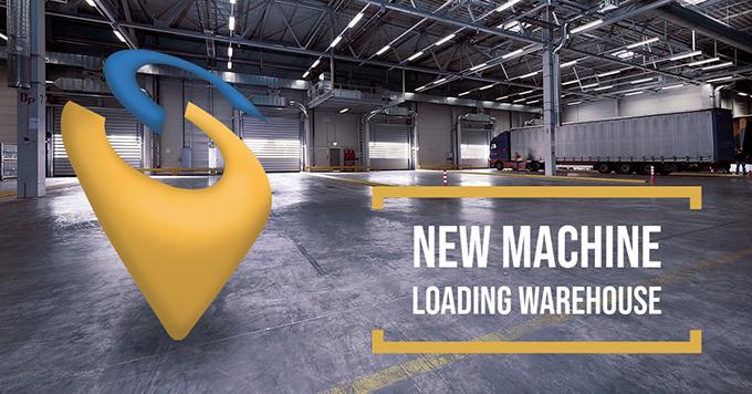 Новый грузовой терминал компании SMIPACK